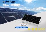 Réverbères solaires complets de contrôle intelligent de l'usine 6W-120W de la Chine