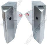 Cancello girevole verticale automatico del treppiedi di controllo di accesso