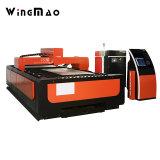 3mm Scherpe Machine van de Laser van de Vezel van de Machine van de Laser van het Roestvrij staal de Scherpe 1kw 2kw 3kw