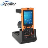 Androïde UHF Handbediende Lezer RFID met de Scanner van NFC en van de Streepjescode