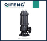 Nessun-Clog Submersible Sewage Water Pump per Waste Water (CE Approved)