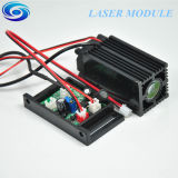 Module 520nm van de Laser van de hoge Macht Groene 1W de Module van de Laser