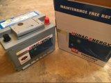 12V50ah  DIN Coche sin necesidad de mantenimiento estándar Battery