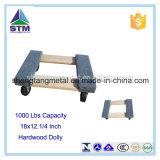 Mobiliário em movimento resistente Wooden Dolly