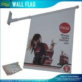 Drapeau mural publicitaire en PVC (NF14P03002)