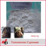 Prueba eficaz Cypionate de Cypionate de la testosterona del polvo del esteroide anabólico del CAS 58-20-8
