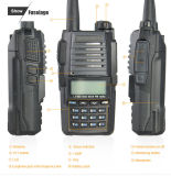 Dual Band Cheap Radio Lt-323 VHF / UHF Walkie Talkie