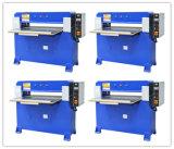 Grande máquina de costura de couro, máquina de estaca de couro, tomadas de fábrica, certificação do Ce