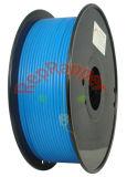 Además de nylon en espiral de 3,0 mm de las bujías de incandescencia de impresión 3D azul