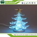 Hub usb d'éclairage LED d'arbre de Noël d'aperçu gratuit