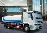 Camion del serbatoio di acqua della Cina 15m3 HOWO 6X4/autocisterna di Wanter