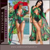 2019 Mesdames Sexy Bikini monokini Maillot de bain imprimé en deux pièces maillots de bain Vêtements de plage