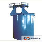 Équipement minier Réservoir agité de type élévateur avec ISO