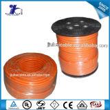 VDE Flexible 70mm2 aislados en PVC de soldar el cable para máquina de soldadura
