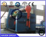 Machine de roulement W12S-8X2500 de plaque métallique, machine de rouleau, roulis de plaque