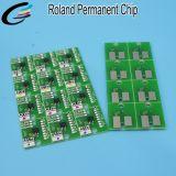 Cartucho de tinta solvente ecológica Chips permanente para Roland Versacamm SP-540V SP-300V Chip de restablecimiento automático