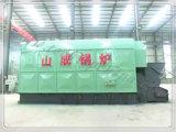 De grote Boiler van de Korrel van de Stoom van de Capaciteit Industriële Met kolen gestookte Houten