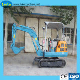 2.3T Mini pelle excavatrice chenillée machinerie de construction en provenance de Chine