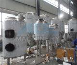 Les mesures sanitaires Bière Vin réservoir en acier inoxydable pour la fermentation (ACE-FJG-H2)