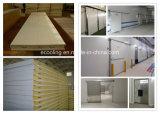 Combinación blast freezer sala fría y equipos de refrigeración para alimentos congelados