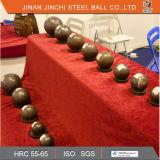 Высокой шарик выкованный твердостью меля стальной для завода цемента