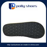 Formato 9 di caduta di vibrazione dei sandali del Brown della cinghia degli uomini originali