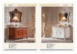 Cabinet de salle de bain moderne en Europen et American Style