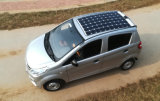 Energia Economizada Carro Eléctrico Veículos Populr Solar