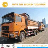 6X4 Shacman M3000 덤프 트럭 팁 주는 사람 트럭