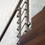 Sistema de barra de barandilla de acero inoxidable