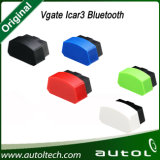 Vgate Icar3 Bluetooth Elm327 Support aller Obdii Protokoll-Autos Icar 3 Codeleser für androides Ios/PC