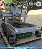 Aprovado pela CE 1530 Duas Cabeças Router CNC Máquina de gravação 1500x3000 com eixo rotativo