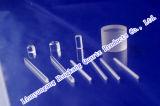 Mesa deslizante de cristal de cuarzo el cuarzo cristal zafiro procesamiento personalizado el procesamiento de personalización de la forma de cristal de cuarzo.