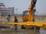 China Marcação 12t6024 Qtz grua-torre com as especificações