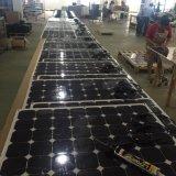 高性能の半適用範囲が広いSunpower 100Wの太陽電池パネル