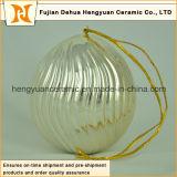 Nuevo producto de cerámica colgante en forma de huevo de Pascua