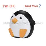 Ralentir la hausse des pingouins de Mignon de crème parfumée de jouets pour enfants de décompression