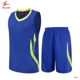 Хорошая конструкция резвится трикотажные изделия баскетбола реверзибельных людей сублимации шестерни одеяния