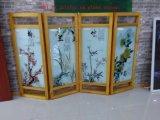 塗られた模造された緩和されたガラス