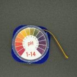 Carta reattiva universale di pH 1-14 per il laboratorio