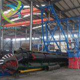 中国CSD300の販売のためのベストセラーの高品質のカッターの吸引の浚渫船機械