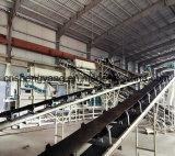 2017 der h5ochstentwickelte MDF-Produktionszweig OSB Produktionszweig Melamin-Furnier-Blattheiße Presse-Maschine