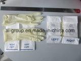 Guanto chirurgico in polvere a gettare sterile del lattice per uso medico