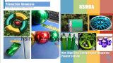 Новая High Gloss конфеты голубой прозрачной порошковое покрытие