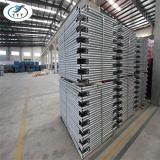 Vor galvanisiertes Stahlrohr für Gebäude-unterstützendes Baugerüst