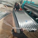 Il tetto galvanizzato del metallo riveste la lamiera ondulata Aluzinc del tetto
