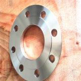 Modifier 316ti la bride de plaque plate de l'acier inoxydable 1.4571