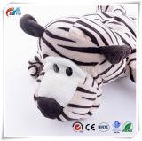 만화 견면 벨벳 호랑이 꼭두각시 아기 동물성 장난감은 를 위한 실행을 가장한다