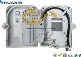 FTTH 24 코어 광섬유 배급 상자 광섬유 끝 상자