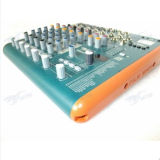 Mezclador profesional de DJ del audio de Smart-62 6channels mini